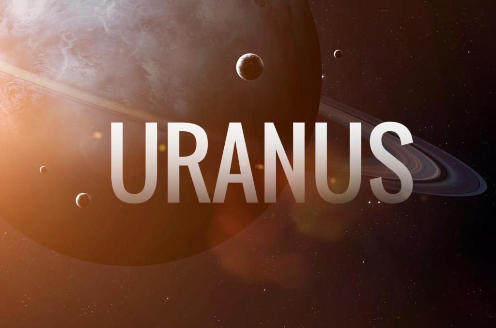 uranus transit