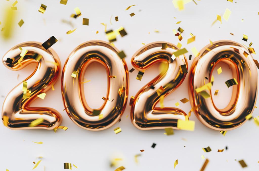 2020 year at glance