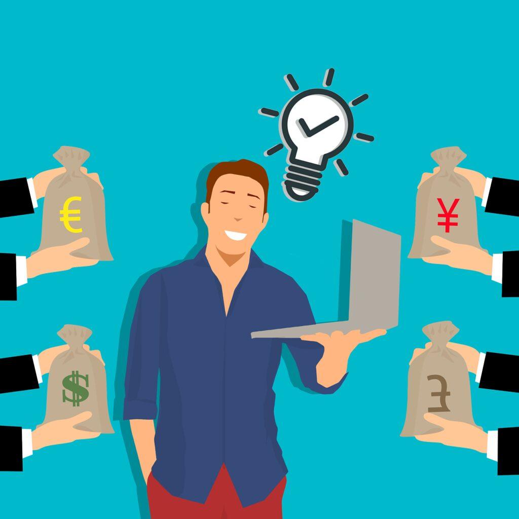 freelance, freelancer, idea