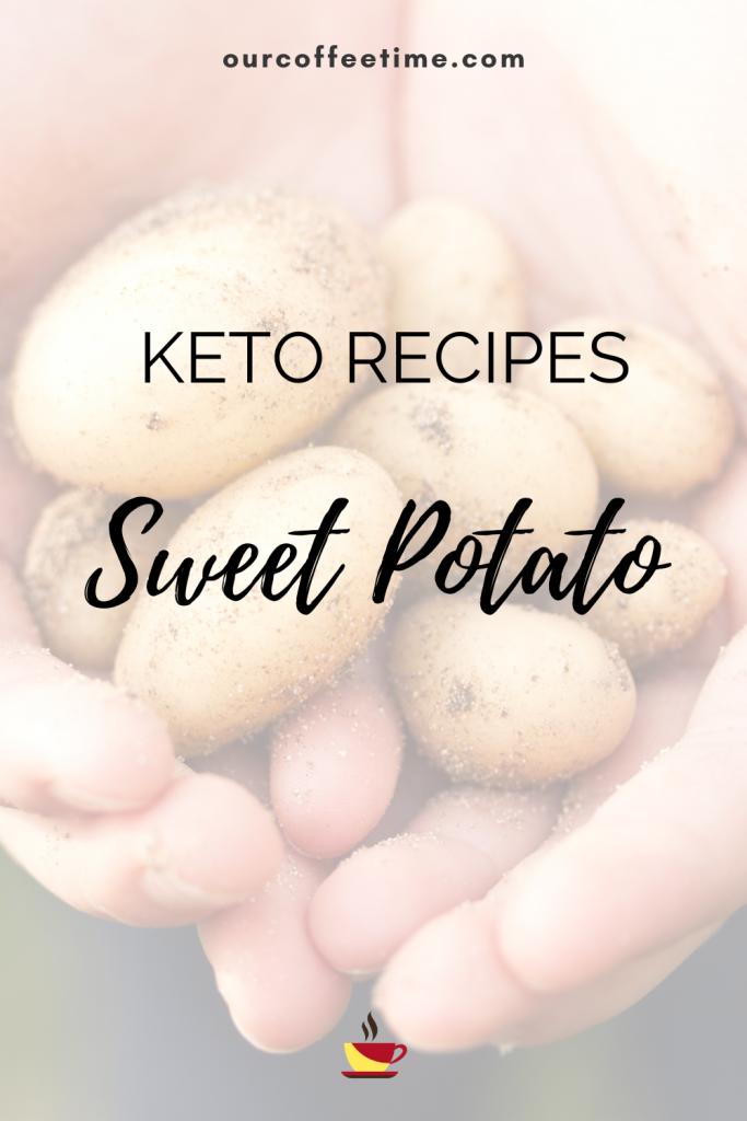 keto sweet potatoes recipe