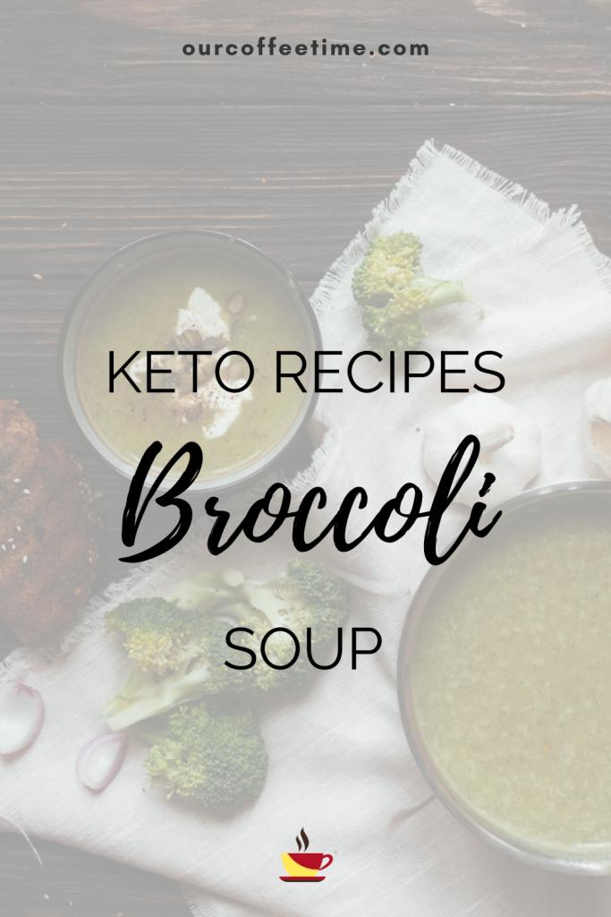 keto broccoli soup recipe