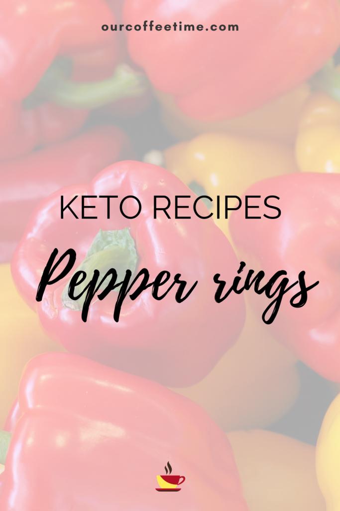 recipe for pepper rings